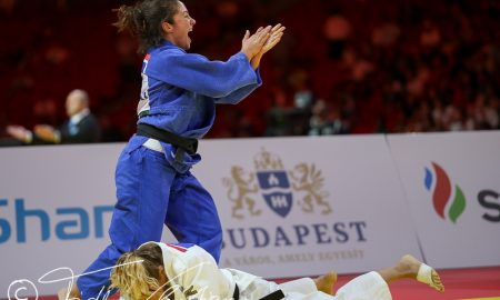 Angela Delgado-Team USA-Judo-Olympian