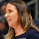 Lindsay Gottleib_Cal Women's Basketball Team
