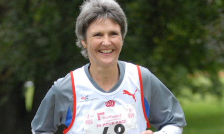 Sharon Gayter, ultra-runner, record-breaker